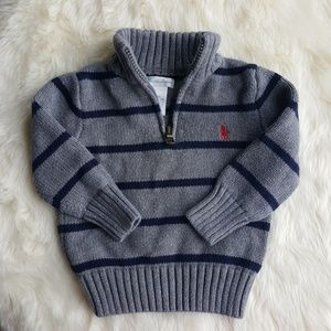 Ralph Lauren polo boys sweater 18 months 18M